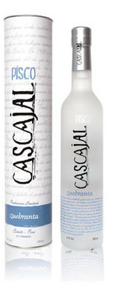 Pisco Quebranta 500ml - Cascajal Luxus